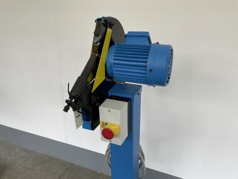 TRIMMING MACHINE FOR SOLES
