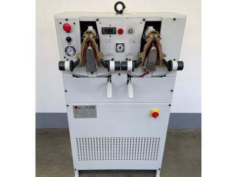 SIBERIANA SABL 852 300/16 - SHOE QUARTER REFORMING MACHINE SABAL 852 300/16